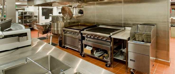 Hướng dẫn làm sạch nhanh chóng các thiết bị bếp