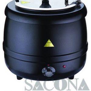 Electric Soup Warmer/ Nồi Hâm Cháo - Soup Dùng Điện Có Điều Chỉnh- Thiết bị dụng cụ tiệc Buffet