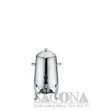 Stainless Steel Coffee Dispenser / Bình Hâm Caffe Sacona