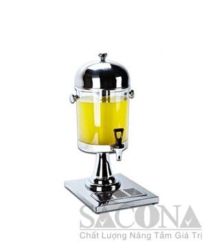 Single Head Juice Dispenser/ Bình Đựng Nước Trái Cây Sacona 1 Ngăn