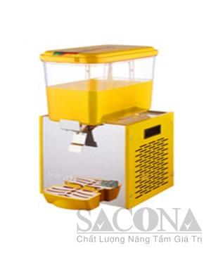 Single Head Cooling Juice Dispenser/ Máy Làm Lạnh Nước Trái Cây Sacona 1 Ngăn