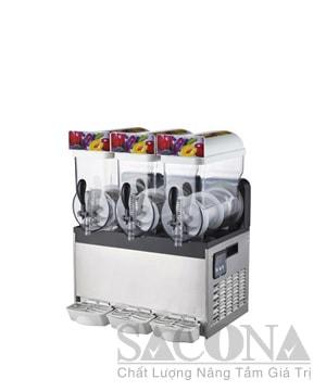Electric Slush Machine / Máy Làm Kem Đá Tuyết 3 Ngăn