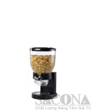 PLASSTIC SINGLE HEAD CEREAL DISPENSER/ BÌNH ĐỰNG NGŨ CỐC SACONA ĐƠN
