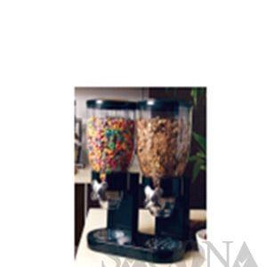 Plasstic Double Heads Cereal Dispenser/Bình Đựng Ngũ Cốc Sacona Đôi