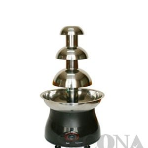 Tháp Phun Chocolate 3 Tầng / 3 Layers Commercial Chocolate Fountain