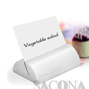 Table Card Holder/ Cây Menu