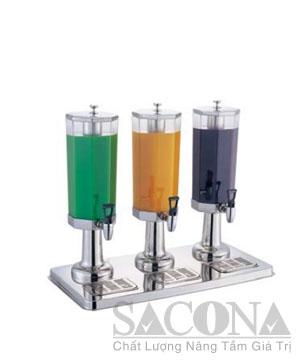 Juice Dispenser(Triple)/ Bình Đựng Nước Trái Cây 3 Ngăn