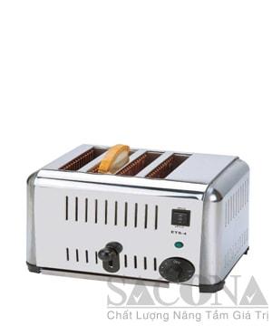 Máy Nướng Bánh Mì 4 Ngăn