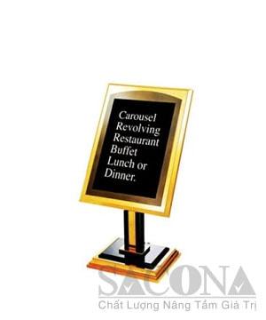 Sign Stand/ Bảng Thông Tin