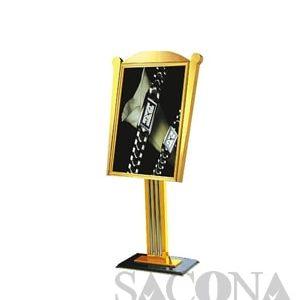 - Model/ Mã: SNC682110 - Size/ Kích thước: 880*600*1450 mm - Material/ Chất liệu: Gilding Inox/ Inox mạ vàng - Brand / Nhãn hiệu : Sacona