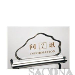 Reception Stand/ Bảng Tiếp Tân