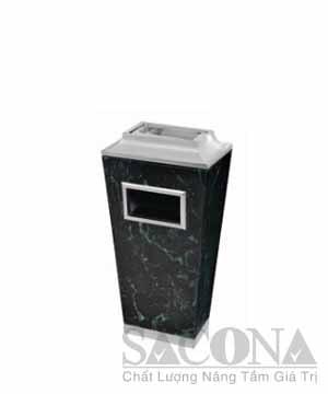 Garbage Can/ Thùng Rác Đá Hoa Cương