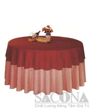 Round Napkin / Khăn Bàn Tròn