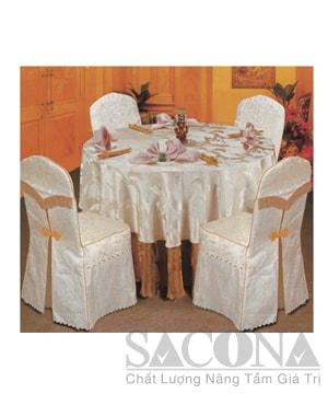 Tablecloth Shirt Seat / Khăn Bàn Áo Ghế