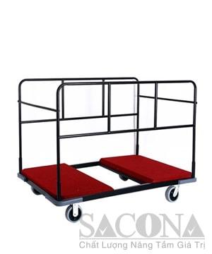 Round Table Trolley / Xe Đẩy Bàn Tròn