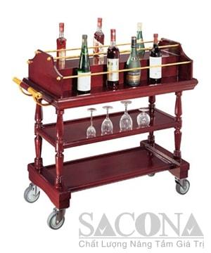 Vehicle For Wine / Xe Phục Vụ Rượu