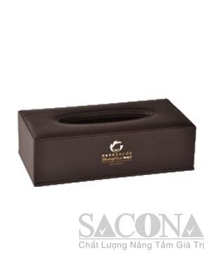 Tisue Box Rectangual / Hộp Đựng Khăn Giấy Hình Chữ Nhật