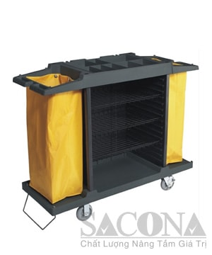 Xe Phục Vụ / Guest Room Service Cart