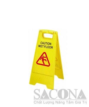 Biển Báo Sàn Ướt / Wet Floor Caution Board