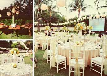 tổ chức tiệc buffet ngày cưới