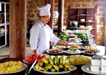 tiệc buffet nhà hàng