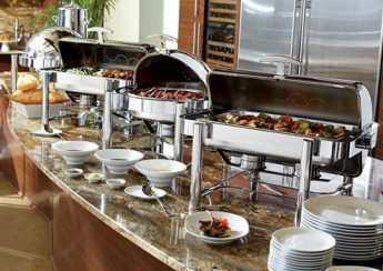 dụng cụ tiệc buffet