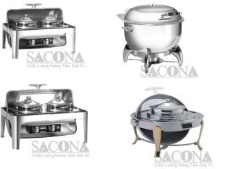 Tìm hiểu những tính năng nổi bật của nồi nâm Buffet Sacona