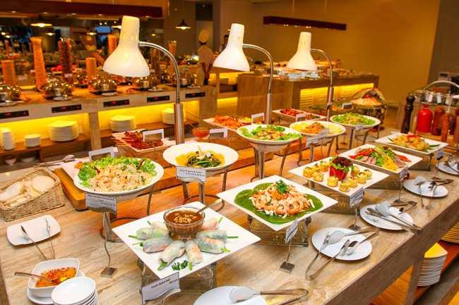 tổ chức tiệc buffet chuyên nghiệp