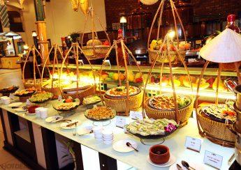 nhà hàng ăn tiệc buffet ở hội an