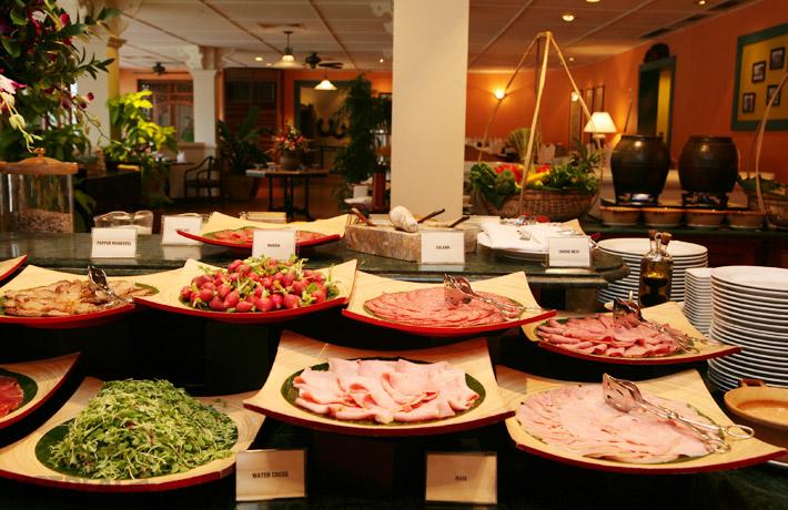 Những địa điểm ăn tiệc Buffet Ngon - Bổ - Rẻ tại Đà Nẵng