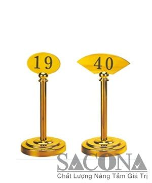 CÂY SỐ BÀN / TABLE NUMBER HOLDER SNC520630