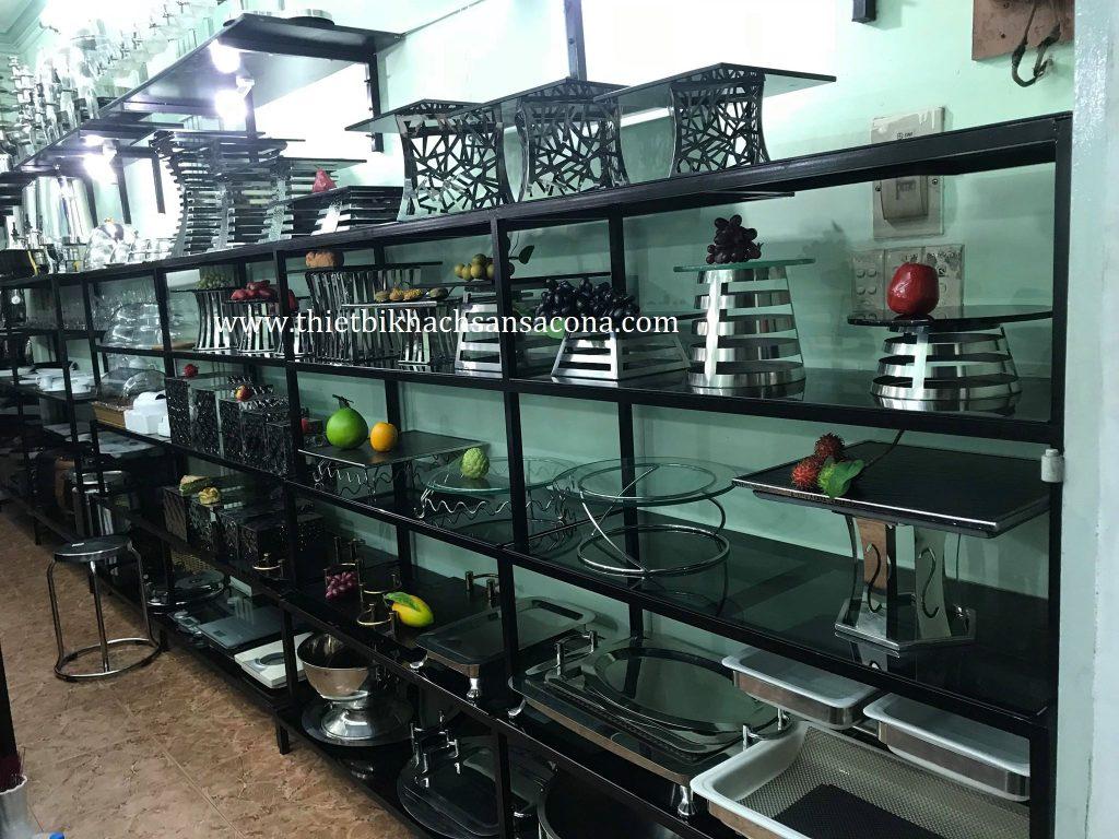 thiết bị dụng cụ tiệc buffet TPHCM