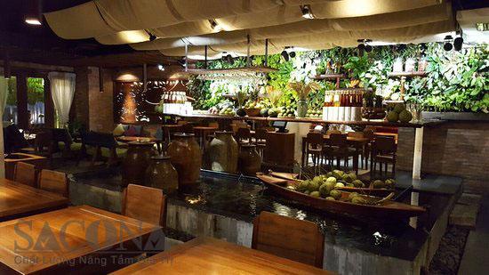 Hum Vegetarian – Restaurant Café