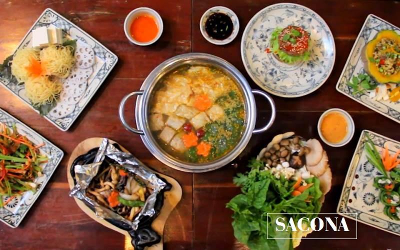Nhà hàng ẩm thực Chay Om