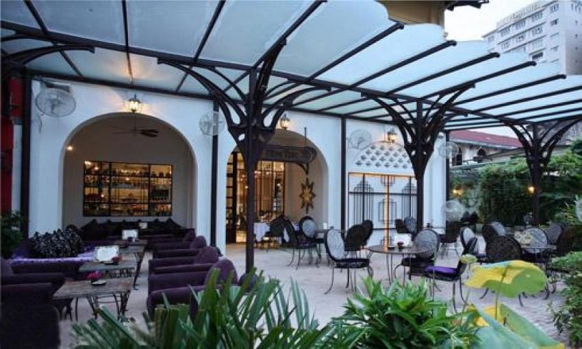 Nhà hàng Hoa Túc