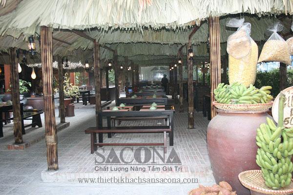 Nhà hàng Nét Việt Xưa