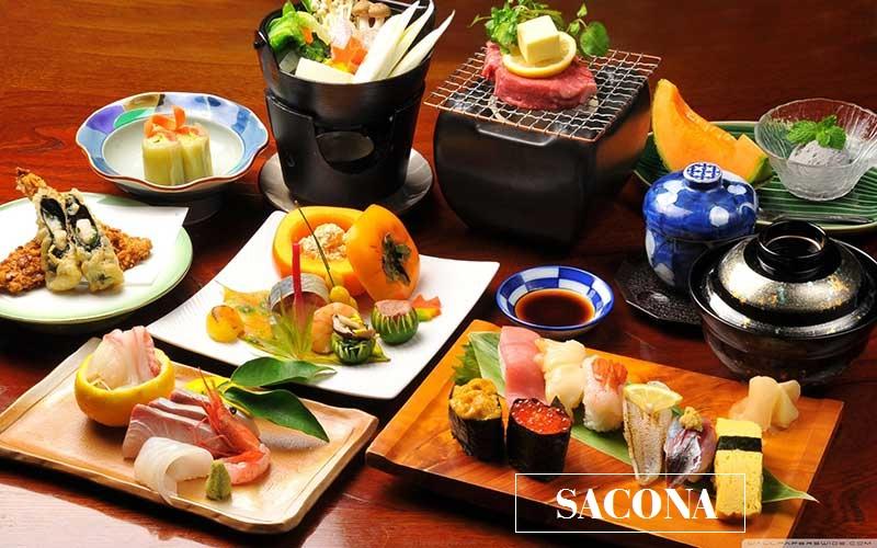 Nhà hàng Sushi To – không gian ẩm thực Nhật Bản