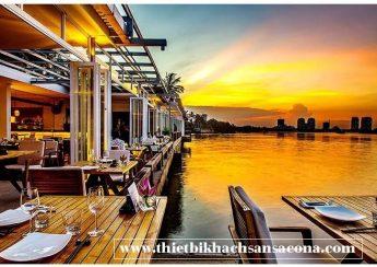 Nhà hàng The Deck Saigon