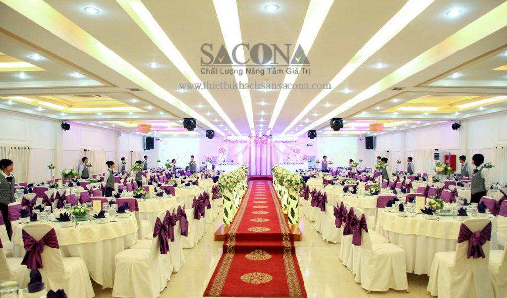Nhà hàng tiệc cưới Hương Huyền