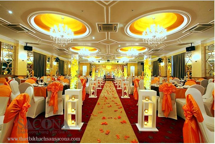 Nhà hàng tiệc cưới Nhơn Hòa