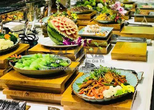 Nhà hàng Buffet Chay An Đông