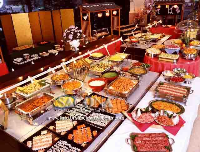 Nhà hàng Buffet Sea - Tầng B1 Parkson