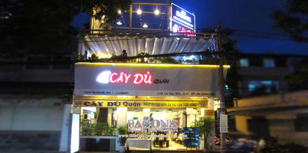 Nhà hàng Cây Dù