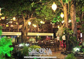 Nhà hàng SeSan – nhà hàng cao cấp chất lượng 5 sao