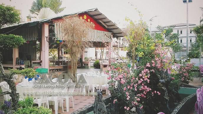 Nhà hàng Tiểu Ngư