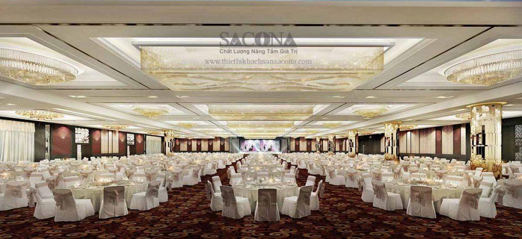 Nhà hàng tiệc cưới Luxury Palace