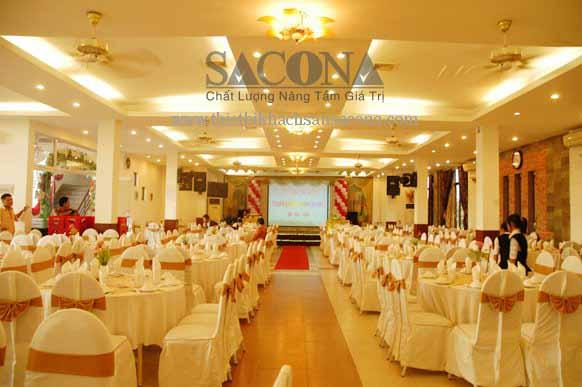 Nhà hàng tiệc cưới Tigôn