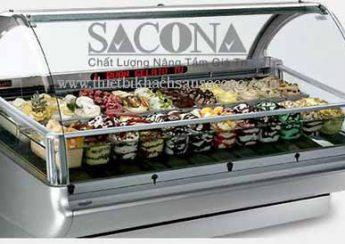Tủ trưng bày kem tại TP HCM Giá tốt - Chất lượng - Đẹp
